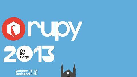 RuPy 13 — 3 dni z Pythonem i Ruby w Budapeszcie