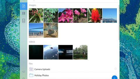 Project Neon: Dropbox nie czeka na Microsoft i odświeża interfejs UWP