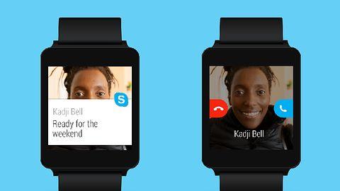 Skype ze wsparciem dla Android Wear, odpiszesz nie wyciągając smartfona