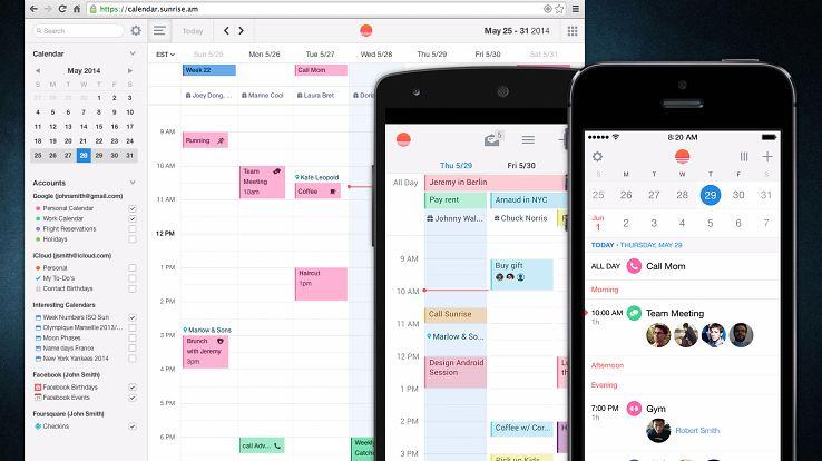 Outlook już nie wystarcza? Microsoft kupuje kalendarz Sunrise