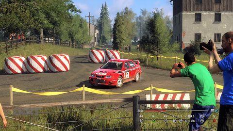 Recenzja gry DiRT Rally 2.0 – brud, kurz, mokro i ciemno… to lubię!