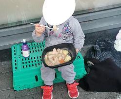 Zdjęcie 4-latki z Irlandii obiegło media. Internauci nie kryją oburzenia