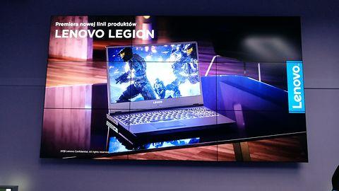 Wielkie zmiany w ofercie Lenovo Legion. Pojawią się smukłe i ładne notebooki dla graczy