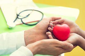 Blaski i cienie przeszczepu serca