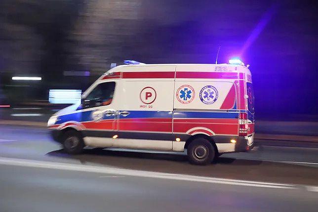 Karetka jeździła od szpitala do szpitala. Przejechała 700 km