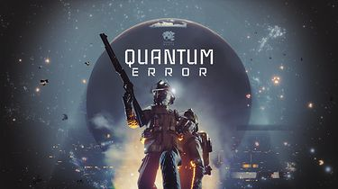 Quantum Error to trochę Dead Space, trochę Mass Effect, a trochę Doom 3 - Quantum Error