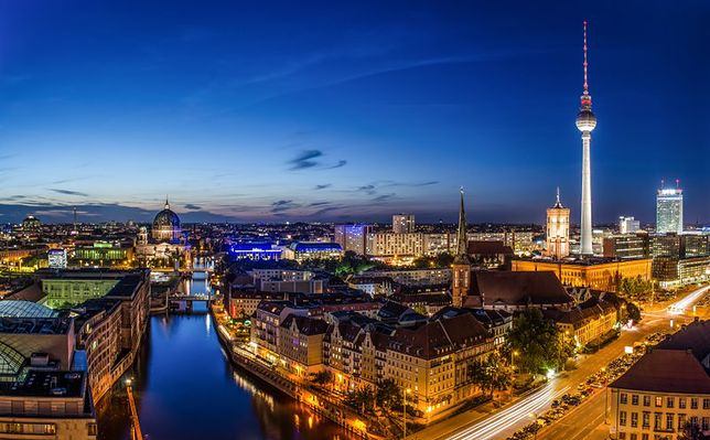 Berlin - idealne miasto na weekend