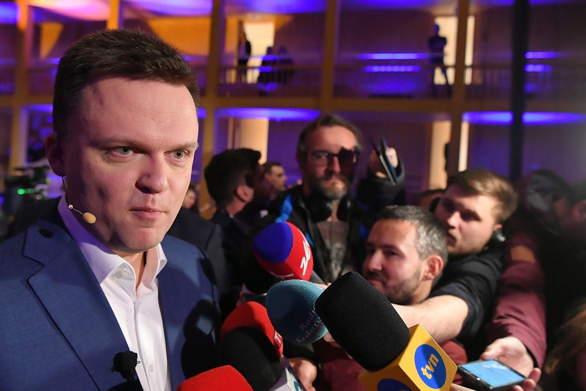 """Makowski: """"Prezydent Hołownia, kandydat 'ok boomerów'? To będzie trudne"""" [OPINIA]"""