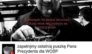 Paweł Adamowicz sam zebrał ponad 5 tys. zł