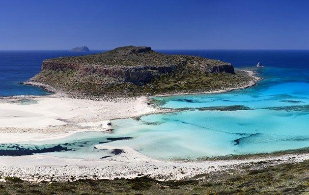 Balos - rajski zakątek Krety - WP Turystyka