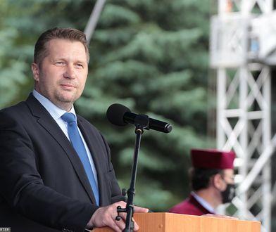 Chcą odwołania Przemysława Czarnka. Wiceszef ZNP uzasadnił wniosek