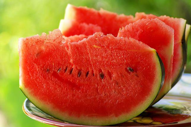 Zdrowa letnia przekąska