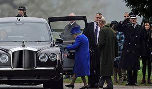 Królowa Elżbieta II pierwszy raz publicznie pojawiła się po chorobie