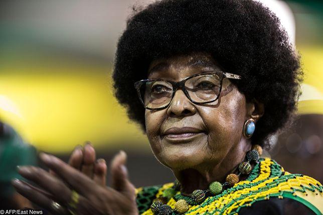 Winnie Madikizela-Mandela nie żyje. Miała 81 lat