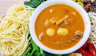 Coraz bliżej święta, czyli zupa rybna z makaronem