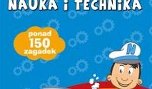 Kapitan Nauka SuperQuiz Nauka i Technika (od 6 roku życia)