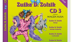 audiobook. Zuźka D. Zołzik CD 3