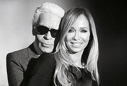 Karl Lagerfeld nie żyje. Joanna Przetakiewicz zabrała głos