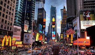 Nowy Jork - miasto, które nigdy nie śpi