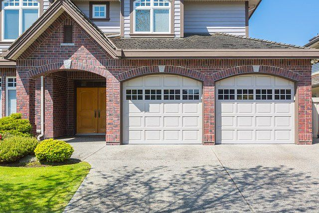 Parametry bramy garażowej