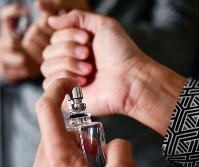 Zapach perfum zmienia się pod wpływem ciepła skóry