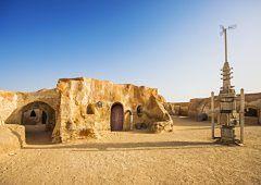 Tunezja - miasteczko Gwiezdnych Wojen przejęte przez ISIS
