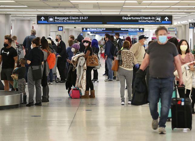 Lotnisko w Miami - zdjęcie ilustracyjne