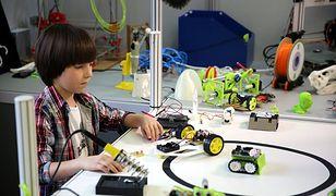 Odpowiedni zabawki ułatwią dziecku zdobywanie ważnej wiedzy