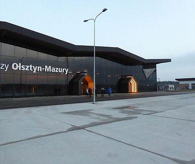 Port lotniczy Olsztyn-Mazury z rekordowymi wynikami.