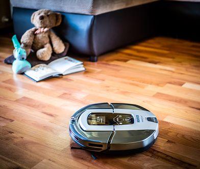 Hoover Robo.com3 RBC090/1 001 – automatyczne odkurzanie dla każdego [BURTAN OCENIA]