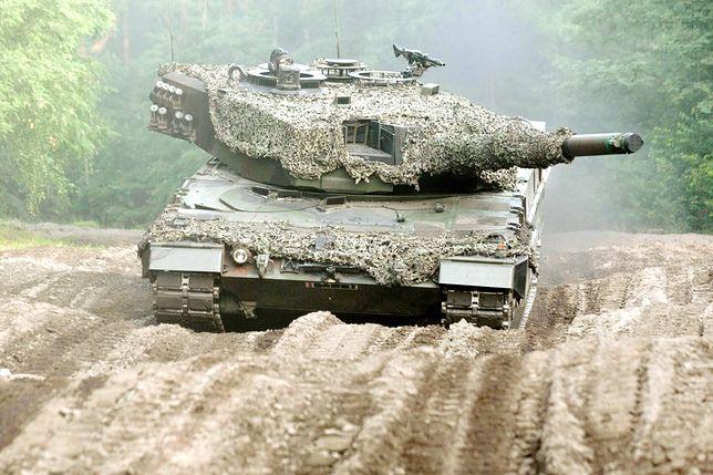 Leopard 2A5 to najnowocześniejszy czołg w polskich siłach zbrojnych
