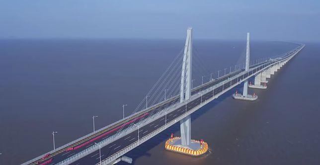 Most w Hongkongu skróci czas podróży o ponad 2 godziny