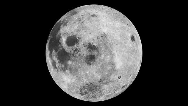 Chińczycy zbadają niewidoczną z Ziemi stronę Księżyca