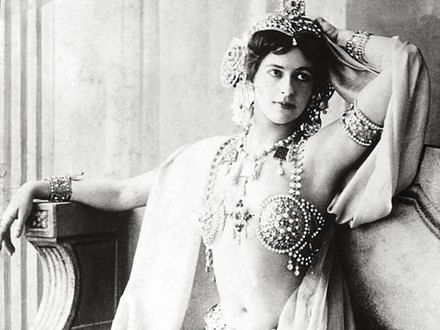 Mata Hari – szpieg czy ofiara?