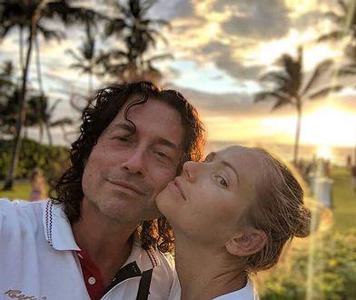 Agata i Piotr Rubikowie pobrali się 10 lat temu