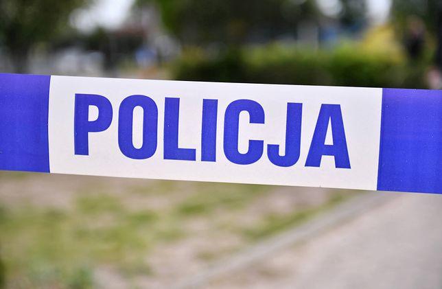 Policjantka udzieliła pomocy rannemu mężczyźnie
