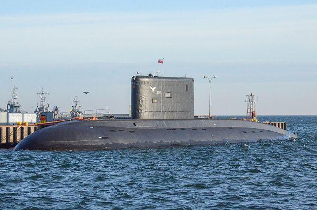 ORP Orzeł powrócił do portu w Gdyni po serii szkoleń