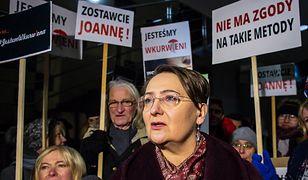 """Joanna Jaśkowiak zapłaci grzywnę za wulgarną wypowiedź. """"Spodziewałam się tego"""""""