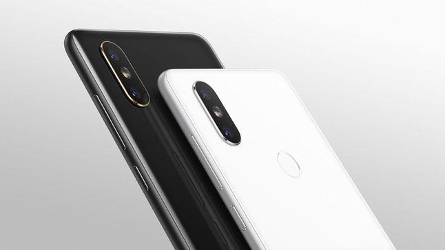Xiaomi Mi MIX 2S z aparatami świetnie ocenionymi przez DxOMark.