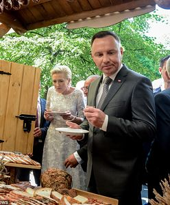 Kuchnia Kancelarii Prezydenta. Przepis na szarlotkę, którą zajada się Andrzej Duda