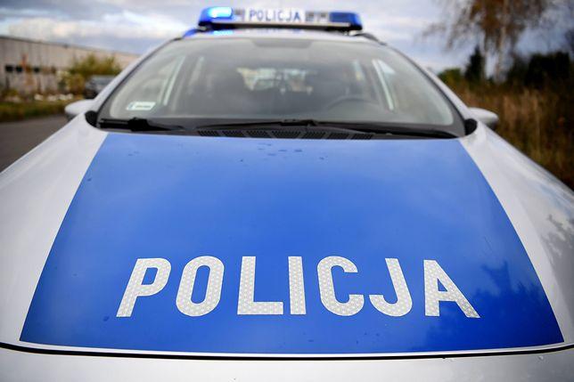 Policja interweniowała ws. agresywnego mężczyzny