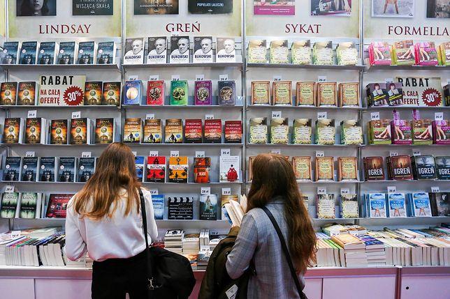 Targi książki odbyły się w Krakowie