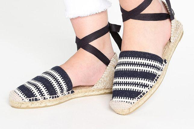Espadryle to jedne z najmodniejszych butów na lato