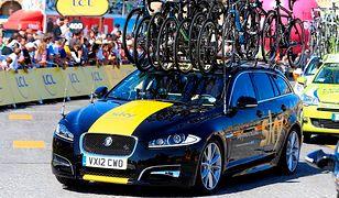 Jaguary XF Sportbrake na brytyjskich drogach