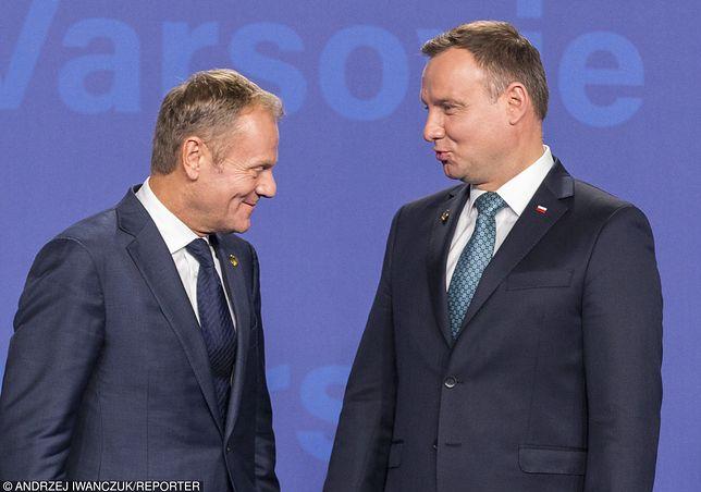 Paweł Lisicki: między Donaldem Tuskiem i Andrzejem Dudą nie ma negatywnych emocji