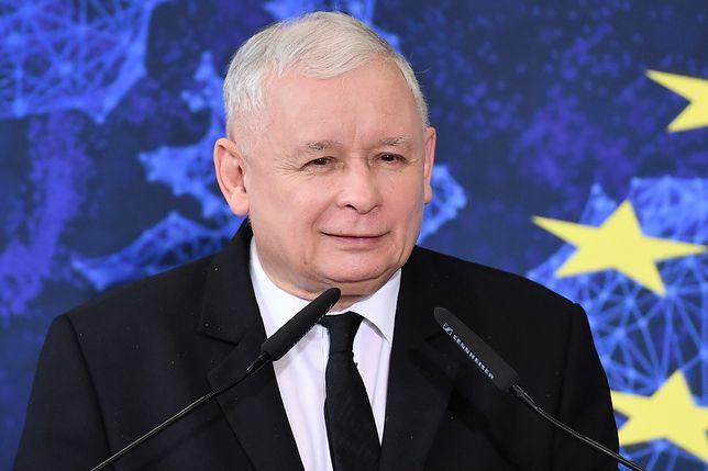 Jarosław Kaczyński zmierza po zwycięstwo w eurowyborach?