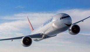 Wymuszone lądowanie Boeinga Turkish Airlines na Okęciu