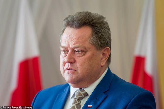 Jarosław Zieliński uważa, że Polska słusznie postąpiła ws. wydalenia Ludmiły Kozłowskiej ze strefy Schengen