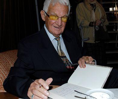 Witold Sadowy jako 100-latek jest najstarszym polskim aktorem
