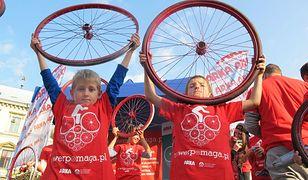 Bielsko-Biała. Rower pomaga. Jak najwięcej kilometrów w szczytnym celu